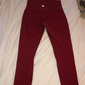 lululemon athletica Pants - Lululemon Align Leggings 25""